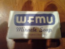 WFMU Miracle Soap